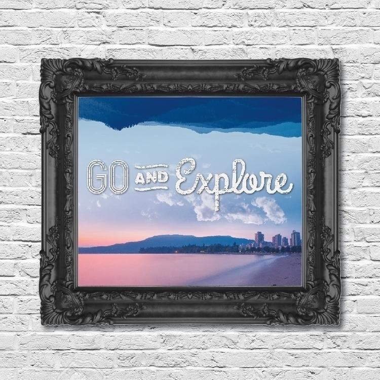 Explore Poster - explore, adventures - mariahliisa | ello