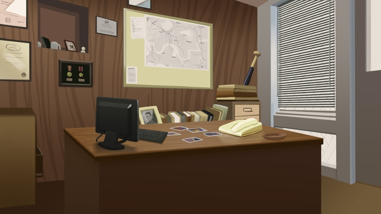 Luther Office - office, police - alexmiller-6727 | ello