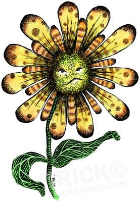 Flower Pouter - flower, flowerpouter - trick-6303 | ello