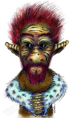 Fancy Troll - fancytroll, troll - trick-6303 | ello