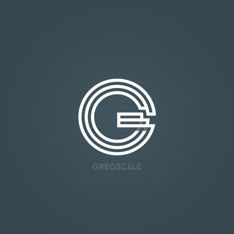 illustration, logo, logodesign - gregscale | ello