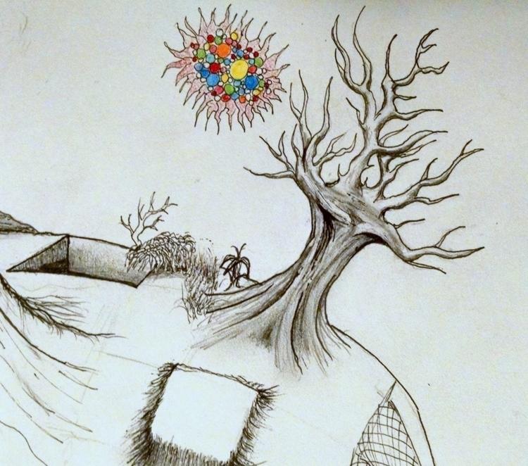Abstract - illustration - cheechwiz | ello