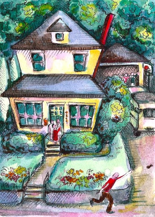 Sketch Don - illustration, painting - artfulu | ello