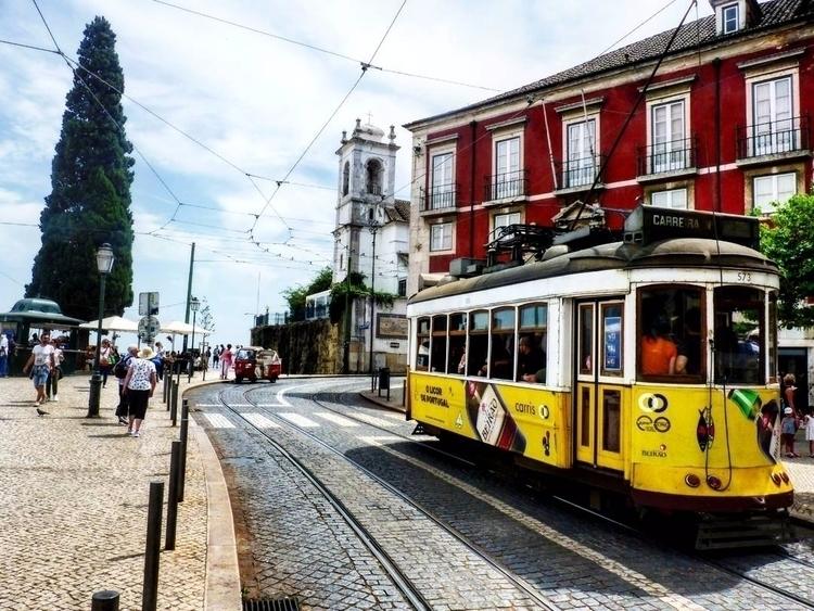 Lisbon - Portugal - ismailsaritunc | ello