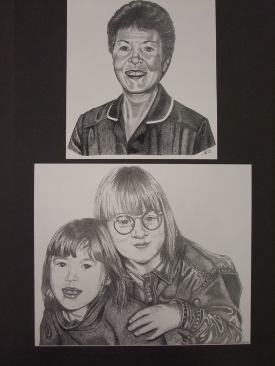 Drawing Page - drawing, portrait - stevenhart | ello