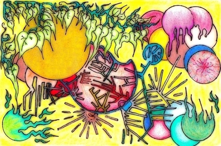 Abstract - illustration, conceptart - cheechwiz   ello