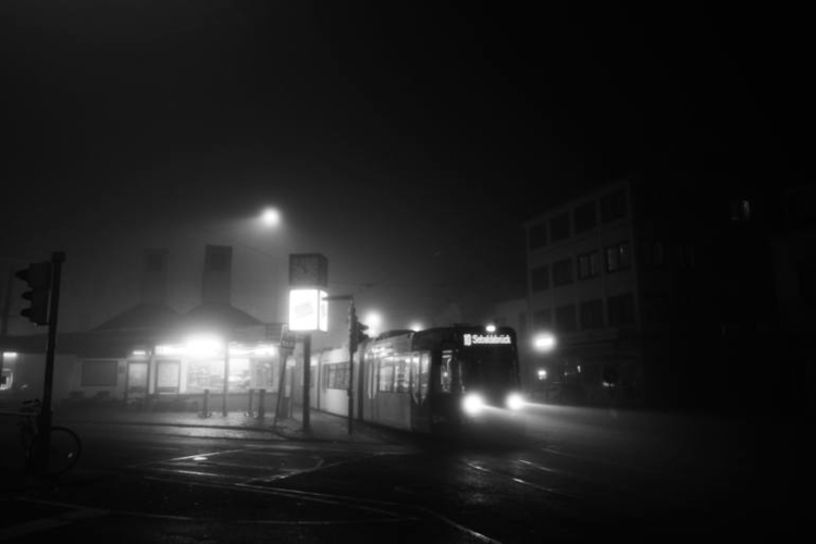 Naked City - Fog series complet - blueagain | ello