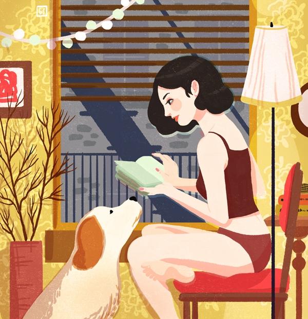 Pastime - geraldinesy, reading, book - geraldinesy | ello