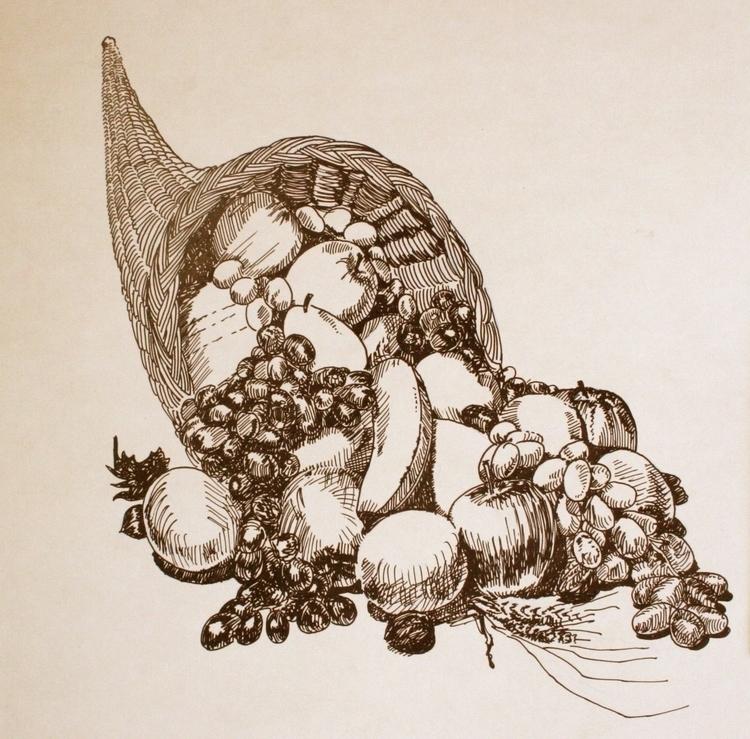 Cornucopia - brazwally | ello