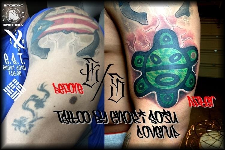 Taino Del Sol Tattoo Coverup En - enokisoju | ello