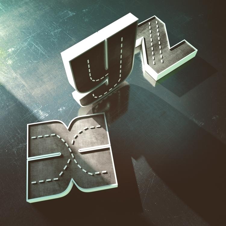 XYZ - octanerender, octane, cinema4d - duplex-1126 | ello