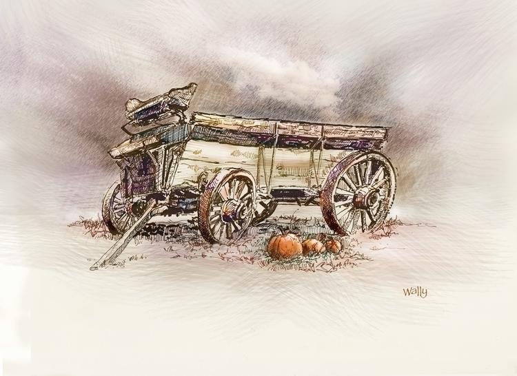 Days Autumn - brazwally | ello
