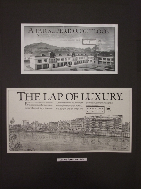 Press Adverts Luxury Apartment  - stevenhart | ello