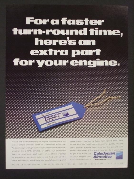 Ad Campaign Jet Engine Repair C - stevenhart | ello