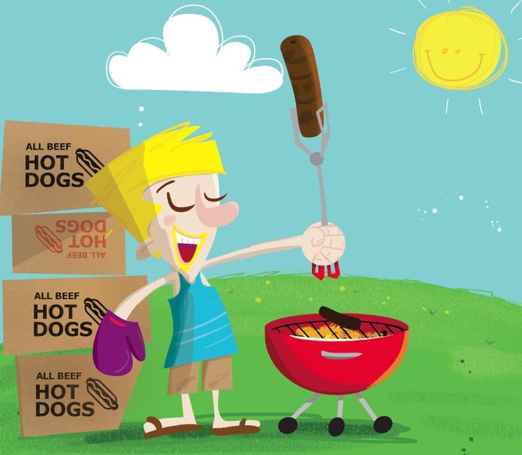 Summer Grilling - summer, grillin - michaela-1353 | ello