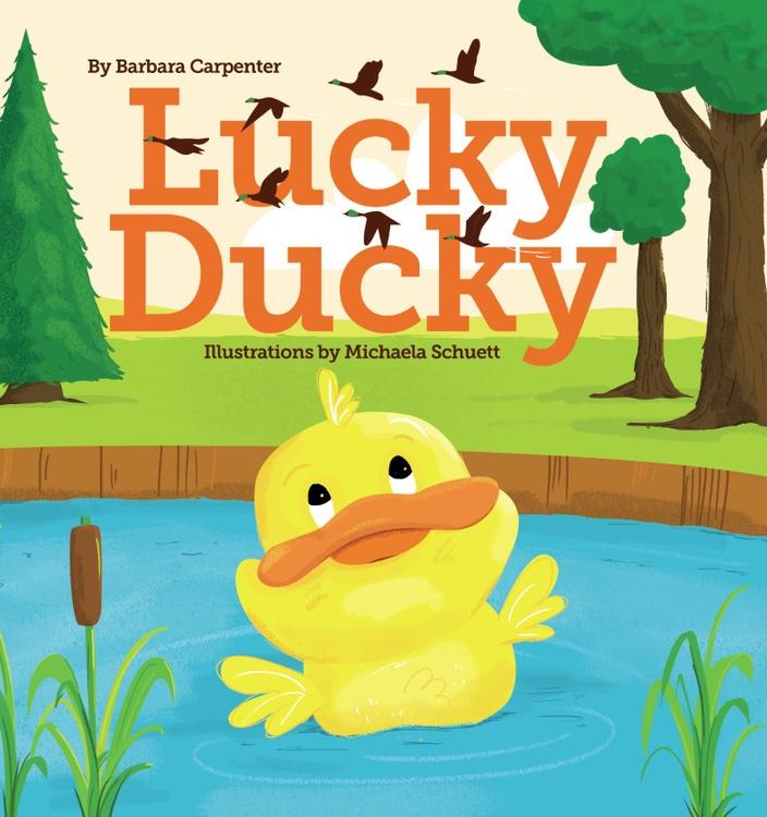 Lucky Ducky, Barbara Carpenter - michaela-1353 | ello