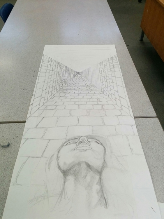 Cassandra - Drawing, Mythology, Pencil - maurad   ello