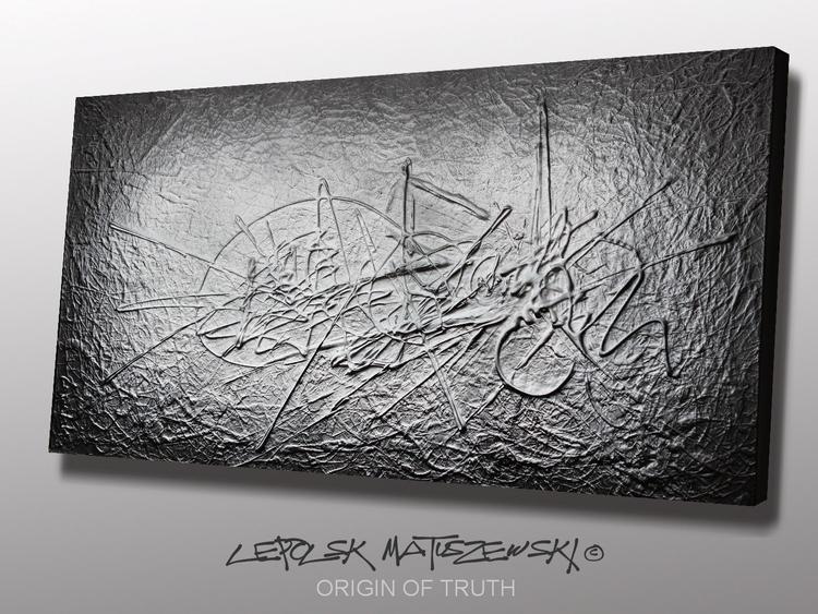 ORIGIN TRUTH original artwork 1 - lepolsk-1257 | ello
