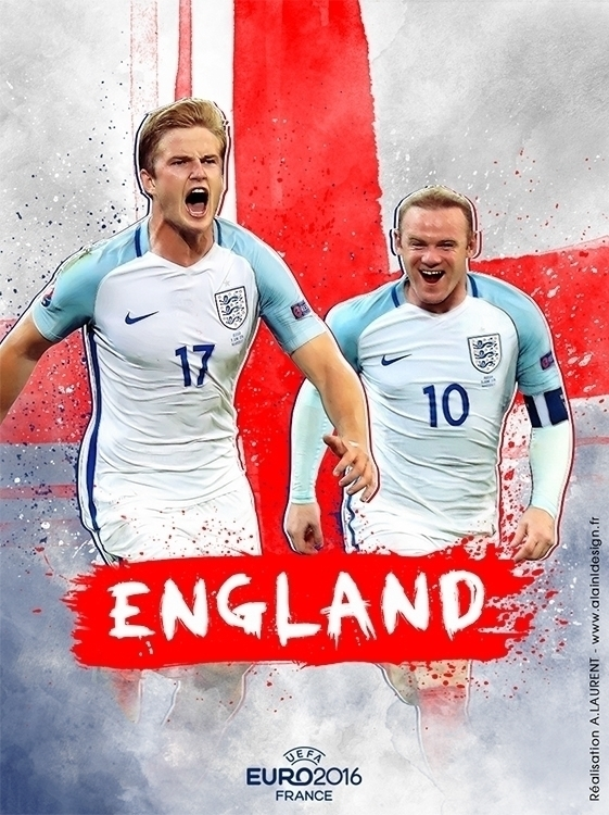 Angleterre - digitalart, graphicdesign - alainldesign | ello