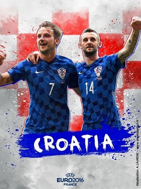 Croatie - digitalart, graphicdesign - alainldesign | ello