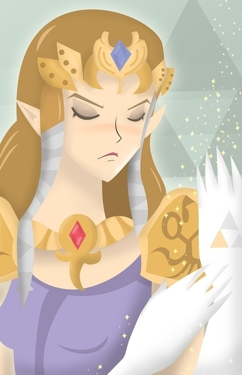 Zelda - Nintendo, supersmashbros - chappy-7247 | ello