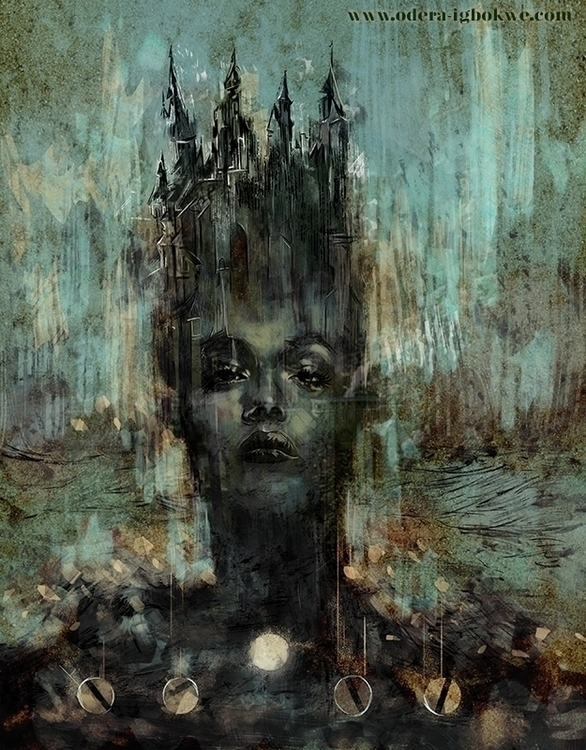 Dawn Richard - Castles - odera   ello