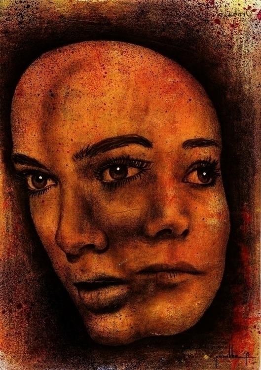 Orphalis II Weird Portraits ser - przemek-4429 | ello