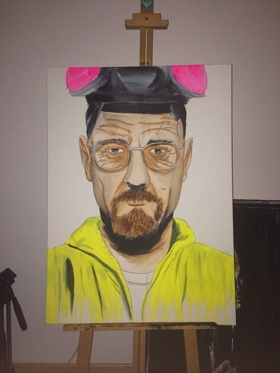 Breaking Bad - theartwarriors | ello