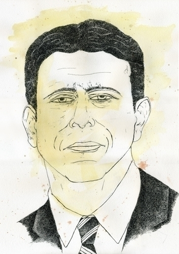Bobby Jindal Illustration - illustration - gtnelson | ello