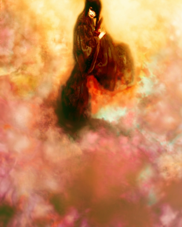 Illustration book; Soul Warrior - konaa   ello