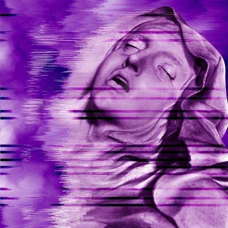 Saint Teresa - digitalart - miles-4949 | ello