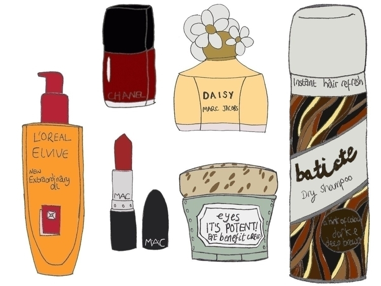 Beauty haves  - Daisyperfume, MarcJacobs - vintage_reflection | ello