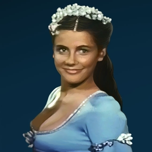 Closeup princess poster RiffTra - jasonmartin-1263 | ello