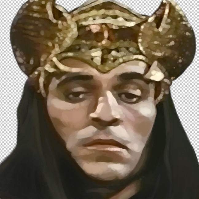 Closeup Thom Christopher poster - jasonmartin-1263 | ello