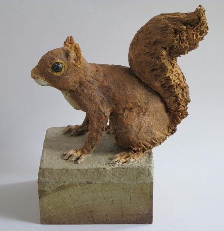 SERELEPE - sculpture, papermache - barakesculptor | ello