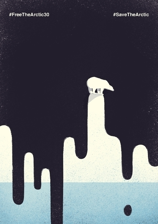 Save arctic - davide-2270 | ello