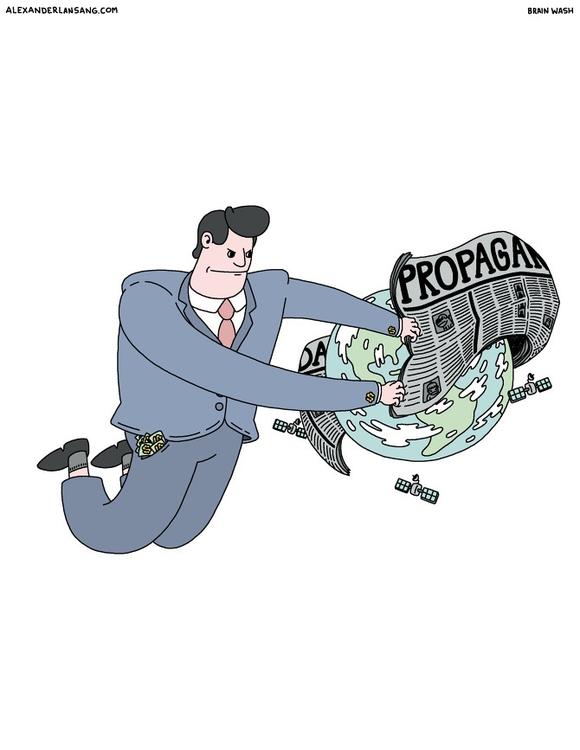Propoganda - Intercepted Transm - alexanderlansang | ello