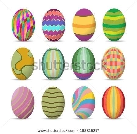 Easter eggs set - easterbunny, easter - ngocdai86 | ello