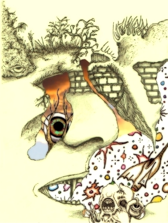 illustration, design, drawing - cheechwiz | ello