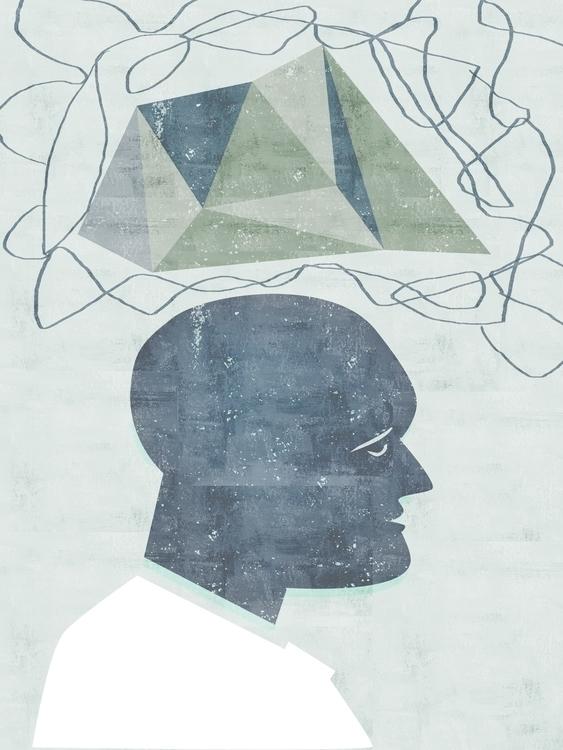 Editorial illustration creative - anthonyforonda | ello