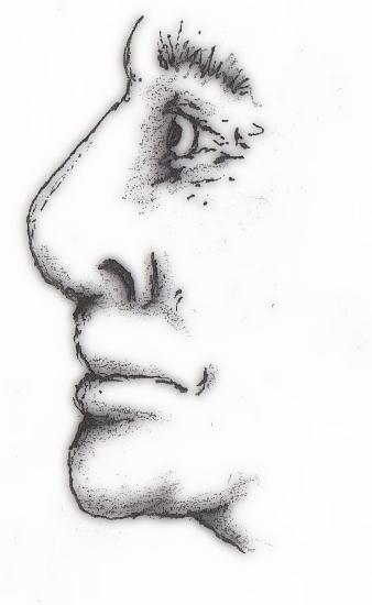 man 7 - drawing - cheechwiz | ello