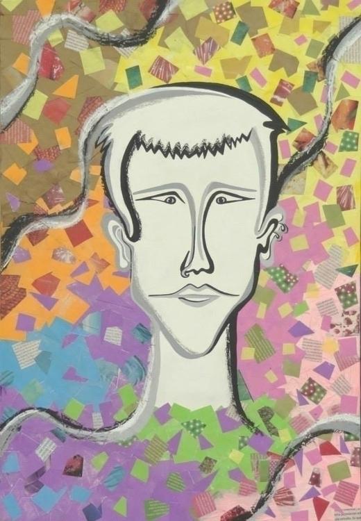 illustration, painting, characterdesign - abrilscibona | ello