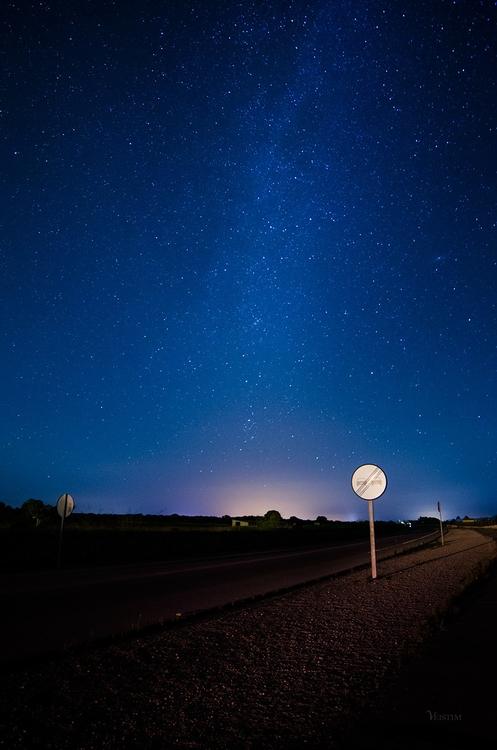 Tarseet - stars, starrysky, photography - veistim | ello