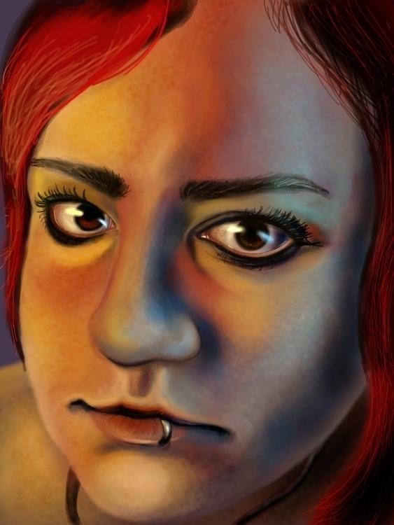 illustration, digitalillustration - cervidae-1054 | ello