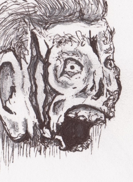 Oops - drawing - cheechwiz | ello
