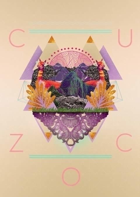 Cuz - Cusco, Machupicchu, triangle - alexiacas | ello