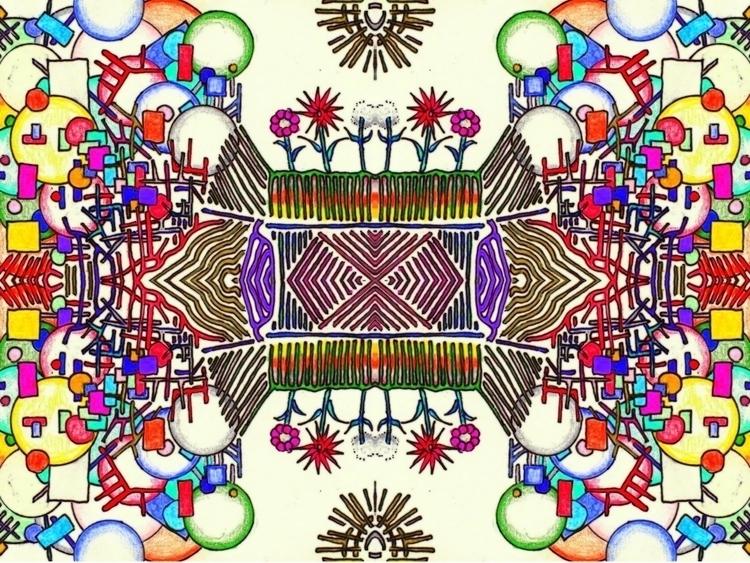 Owwrt - #abstract, illustration - cheechwiz | ello