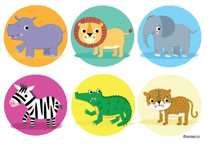 animals, children'sbook, toddler - vickydoodles-4070 | ello