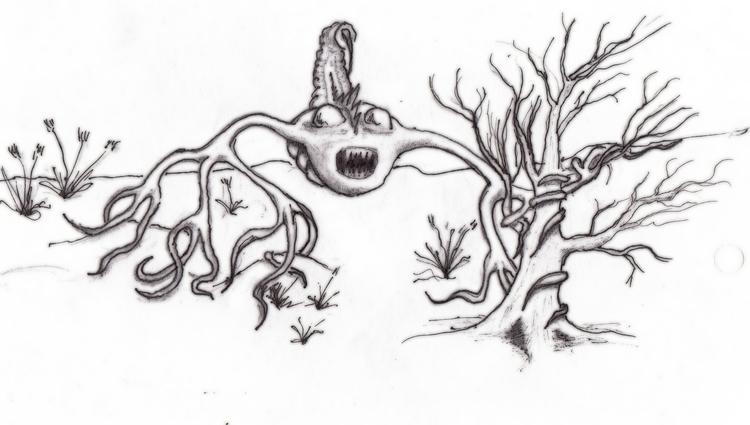 Wurms54 - #wurms, illustration, conceptart - cheechwiz | ello
