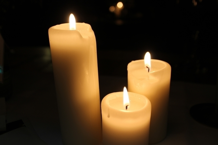 Candle Light - candles, photography - ashleyr-6440 | ello
